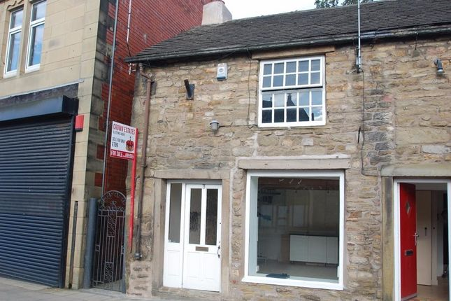 Retail premises for sale in Church Street, Great Harwood, Blackburn