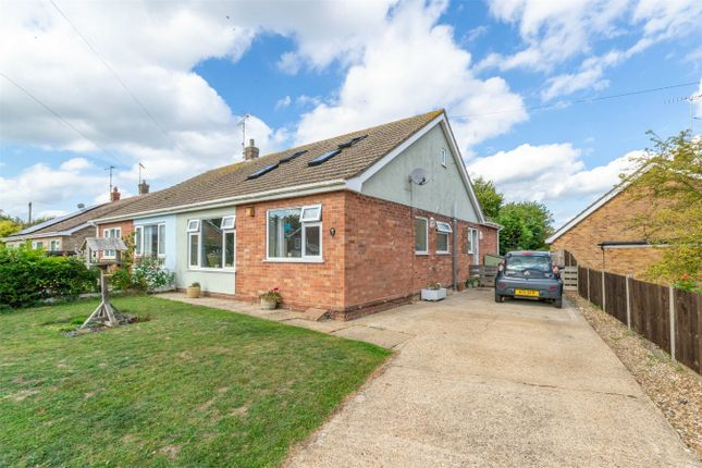 Thumbnail Semi-detached house for sale in Waveney Close, Wells-Next-The-Sea