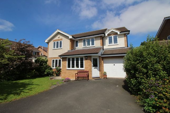 Thumbnail Detached house to rent in Hownam Close, Newcastle Upon Tyne