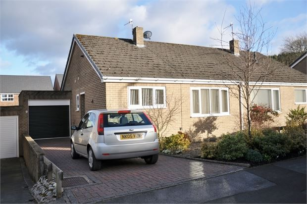 Thumbnail Semi-detached bungalow for sale in Eastwood Grange Road, Hexham