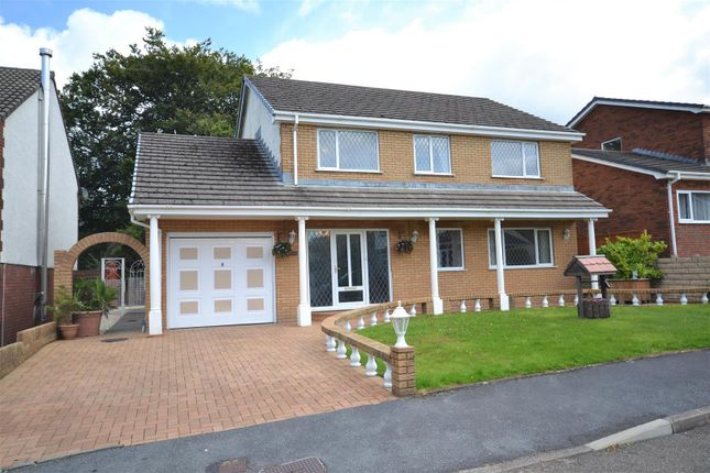 Thumbnail Detached house for sale in Ffordd Y Morfa, Cross Hands, Llanelli