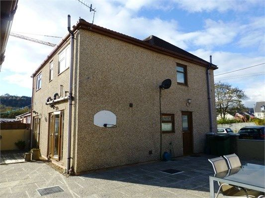 Thumbnail Semi-detached house for sale in Ash Square, Pontypridd