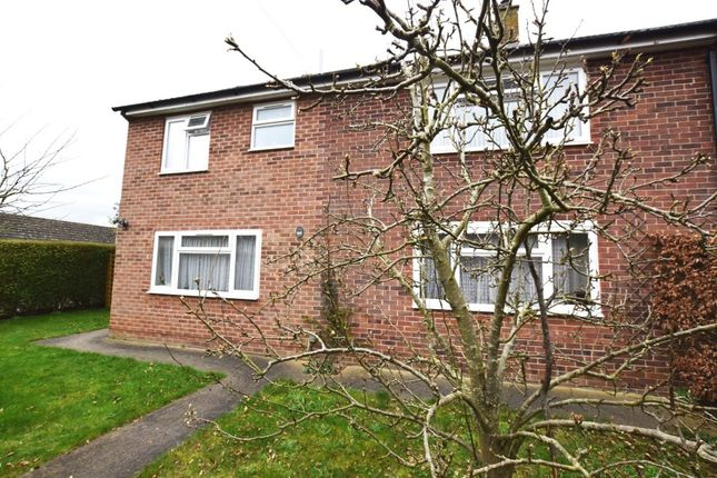 Thumbnail Semi-detached house to rent in Kingsclere Road, Bicester