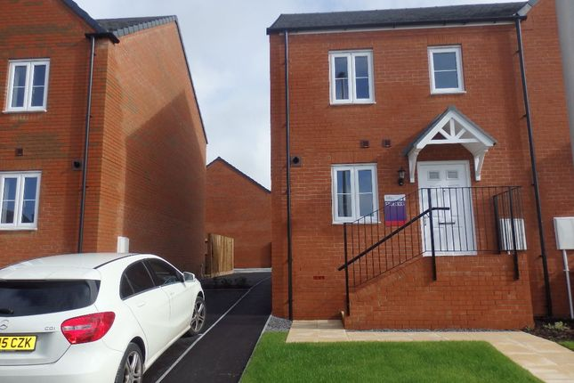 Thumbnail Semi-detached house to rent in Iscoed, Llanelli