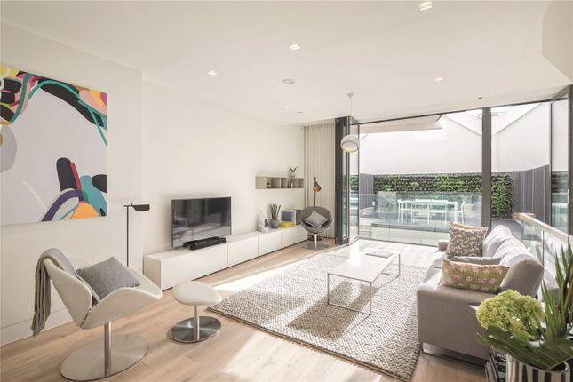 Property for sale in Park Terrace, Warriner Gardens, Battersea, London