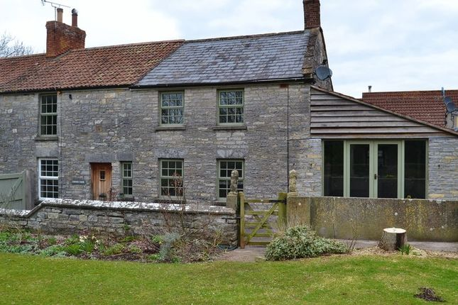 Thumbnail Cottage to rent in Compton Street, Compton Dundon, Somerton