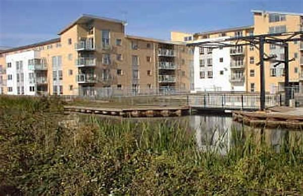 Thumbnail Flat to rent in Lockside, Marina One, Hill Road South, Chelmsford
