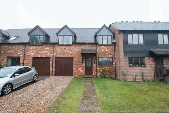 Thumbnail Terraced house for sale in Selham Close, Chichester