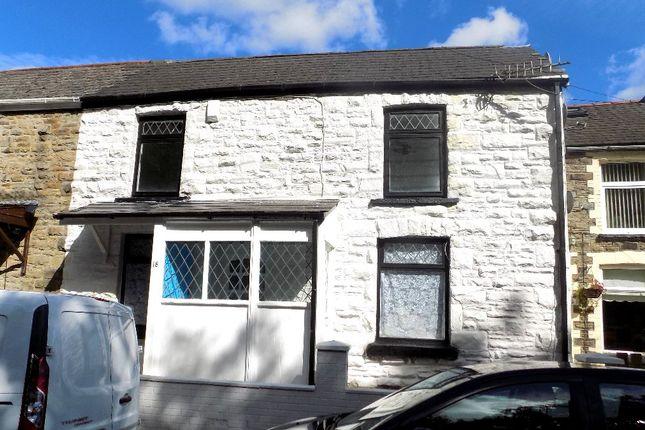 Thumbnail Cottage for sale in Bridge Street, Abertillery