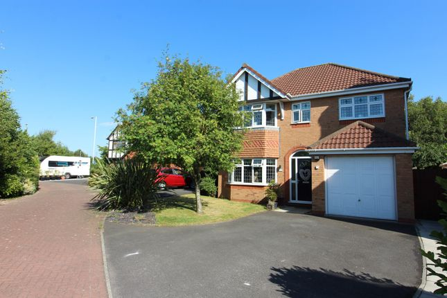 Thumbnail Detached house for sale in Chardonnay Crescent, Cleveleys