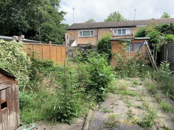 Rear Garden of Wyre Close, Rubery, Rednal, Birmingham B45