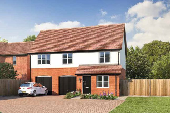 Thumbnail Flat for sale in Station Road, Ibstock