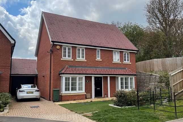4 bed detached house for sale in 14 Nightingale Drive, Halstead, Essex CO9