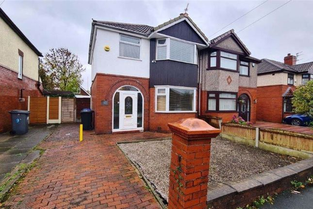 Thumbnail Semi-detached house for sale in Lynwood Grove, Audenshaw, Manchester