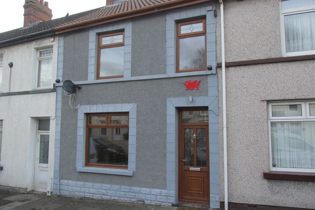 Thumbnail Terraced house for sale in Luther Street, Merthyr Tydfil