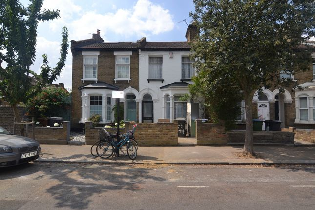 Thumbnail Terraced house to rent in Kingsdown Road, Leytonstone