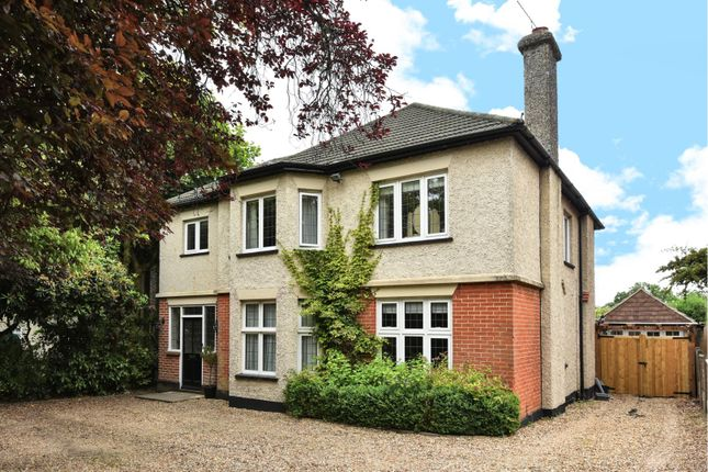 Thumbnail Detached house for sale in The Avenue, Camberley