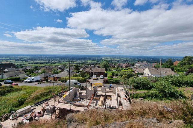 Thumbnail Detached house for sale in High Street, Mow Cop, Stoke-On-Trent, Cheshire