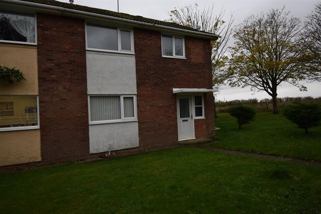 Thumbnail End terrace house to rent in Burstall Hill, Bridlington