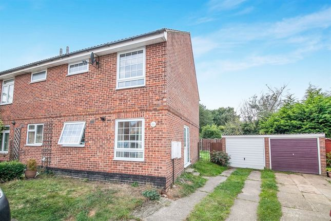 3 bed semi-detached house for sale in Hunt Road, Earls Colne, Colchester