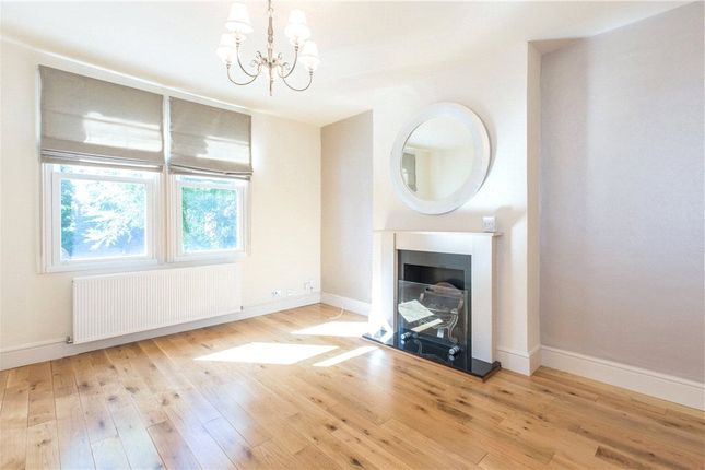 Thumbnail Flat to rent in Dents Road, Battersea, London