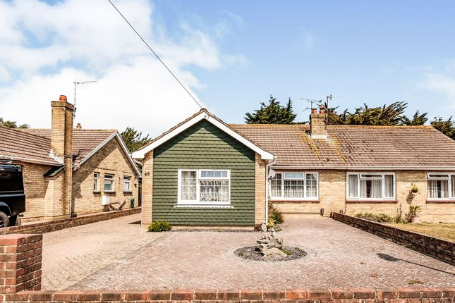 Semi-detached bungalow for sale in Windermere Crescent, Goring-By-Sea, Worthing