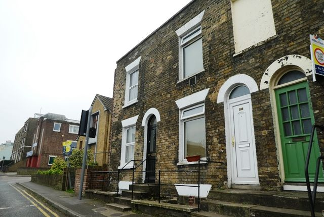 Thumbnail Terraced house to rent in London Road, Dover