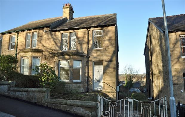 Thumbnail Semi-detached house for sale in Windmill Hill, Hexham