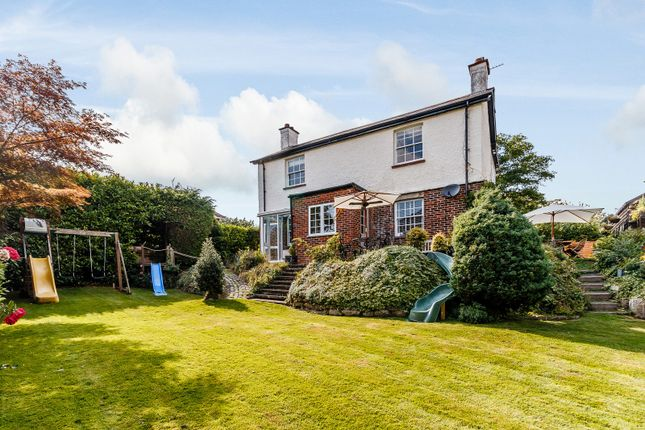 Thumbnail Detached house for sale in Beacon Hill, Woking