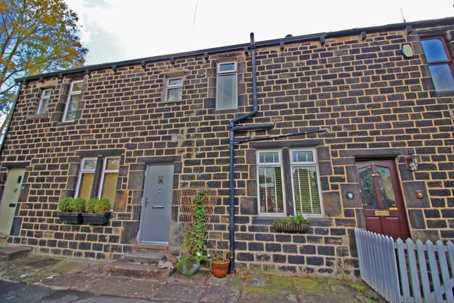 Thumbnail Terraced house for sale in Oak View Road, Greenfield, Oldham
