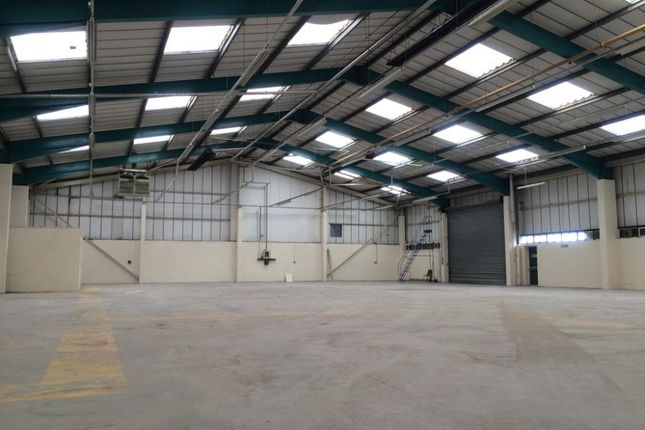 Industrial to let in Gelli-Hirion Industrial Estate, Pontypridd