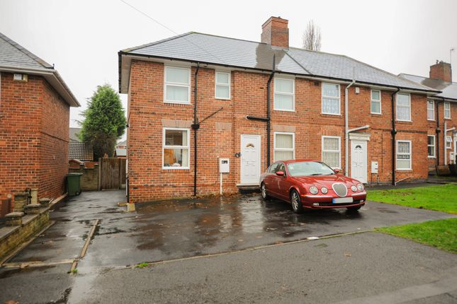 Thumbnail Semi-detached house for sale in Tapton View Road, Newbold, Chesterfield