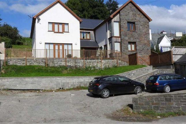 Thumbnail Detached house for sale in Manor Hall, Llanbadarn Fawr, Aberystwyth, Ceredigion