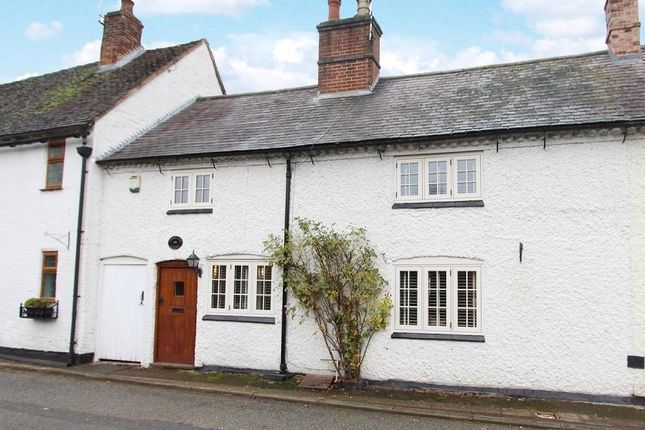 Thumbnail Cottage for sale in Main Road, Claybrooke Parva, Lutterworth