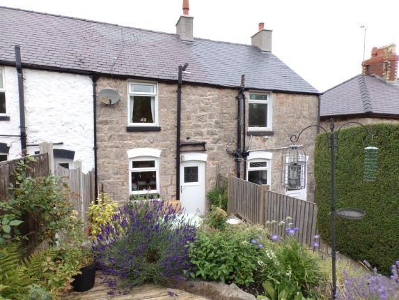 Thumbnail Terraced house for sale in Tyn Y Maes, Llysfaen, Colwyn Bay, Conwy