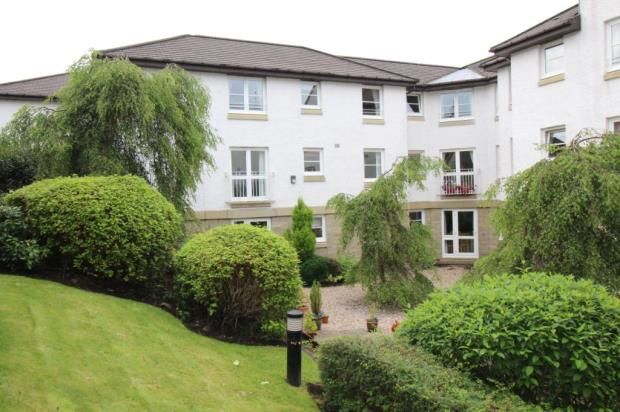 Thumbnail Flat to rent in Woodrow Court, Port Glasgow Road, Kilmacolm, Inverclyde