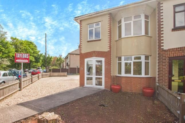 Thumbnail End terrace house for sale in Begbrook Park, Frenchay, Bristol, South Gloucestershire