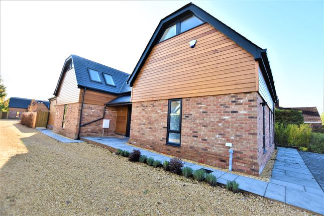 Thumbnail Detached house for sale in Bessels Lea, Blewbury, Didcot