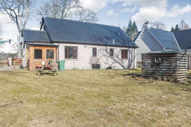 Thumbnail Detached house for sale in Moy, Inverness