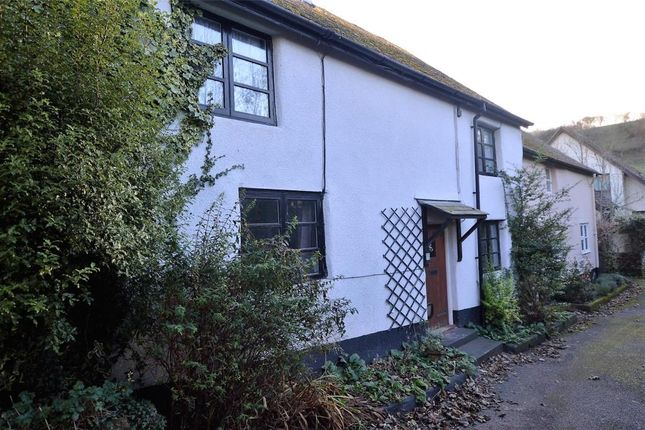 Thumbnail Terraced house to rent in Thorn Cottages, Combeinteignhead, Newton Abbot, Devon