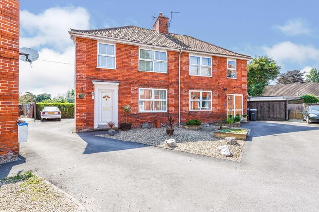 Thumbnail Semi-detached house for sale in Wynsome Street, Southwick, Trowbridge