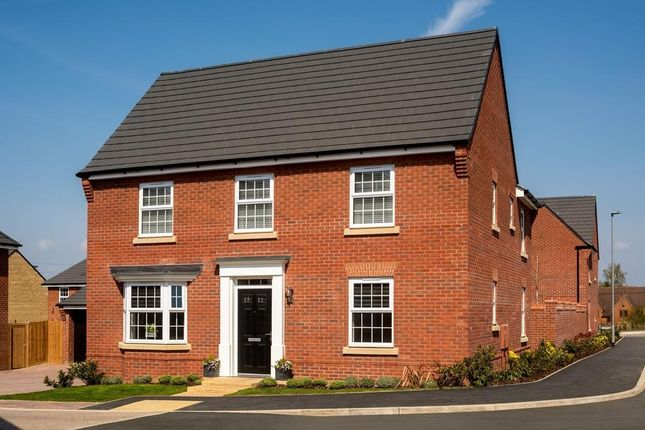 """Thumbnail Detached house for sale in """"Avondale Special"""" at Warkton Lane, Barton Seagrave, Kettering"""