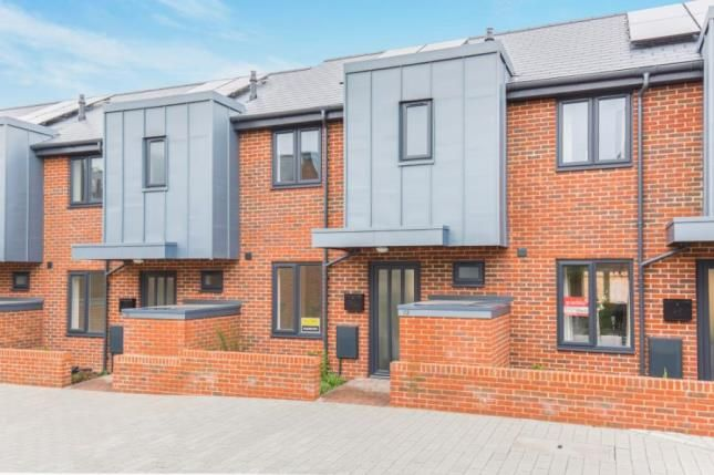 Thumbnail Terraced house for sale in Amoy Street, Southampton