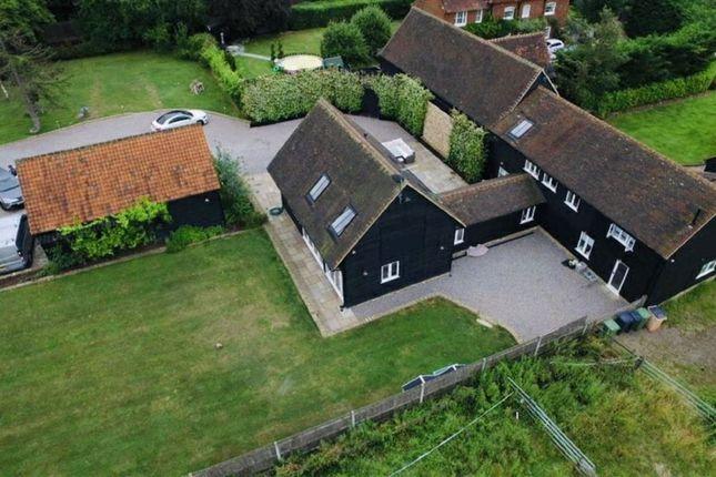 Thumbnail Detached house for sale in Bulls Cross Ride, Theobalds Park, Hertfordshire