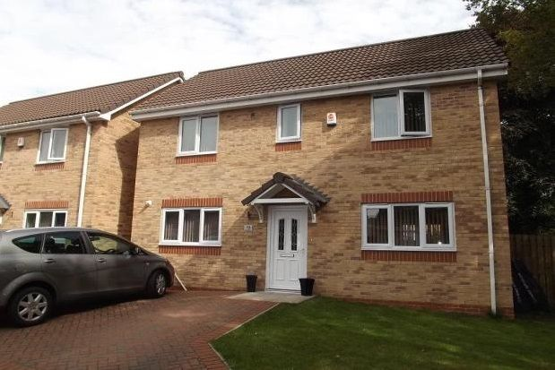 Thumbnail Detached house to rent in Lime Avenue, Auckley, Doncaster