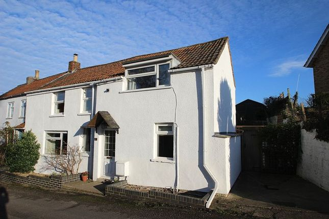 Thumbnail Semi-detached house for sale in Old Wells Road, Glastonbury