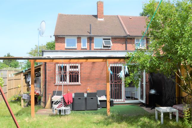 End terrace house for sale in Hedgemans Way, Dagenham