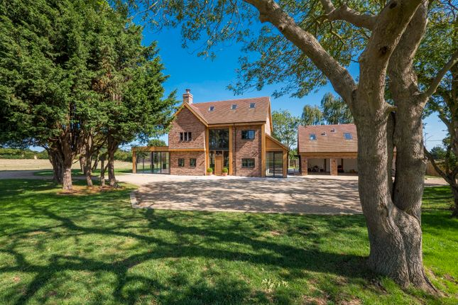 Thumbnail Detached house for sale in Great Bealings, Ipswich, Suffolk