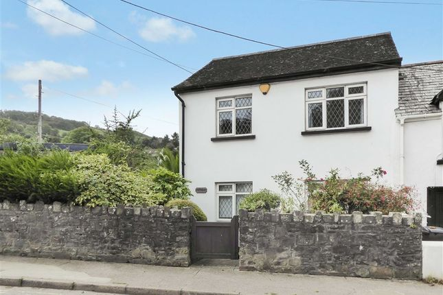 Thumbnail End terrace house for sale in Castle Street, Combe Martin, Ilfracombe