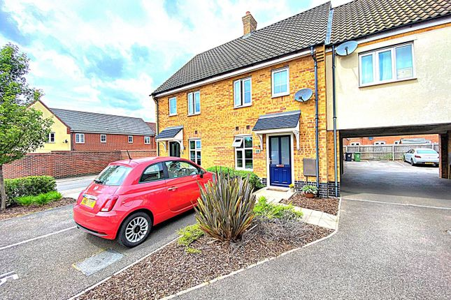 2 bed terraced house to rent in Savage Close, King's Lynn PE30